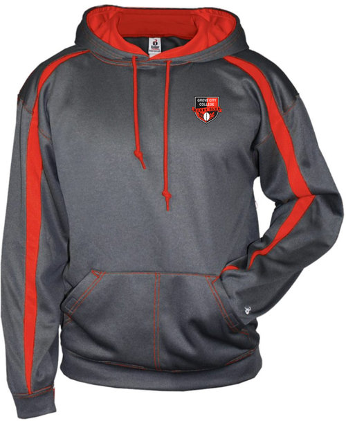 Grove City Men Performance Fleece Hoodie