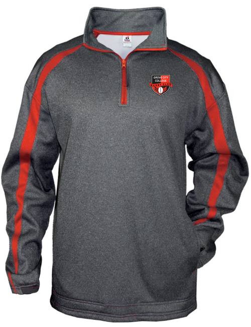 Grove City Men Performance Fleece Pullover