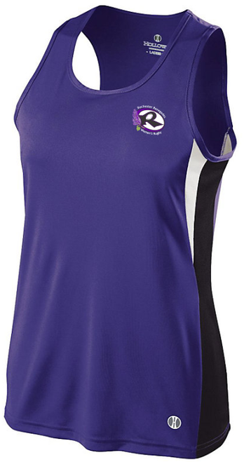Rochester Renegades Embroidered-Logo Singlet
