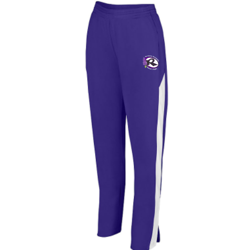 Rochester Renegades Trainer Pant, Purple