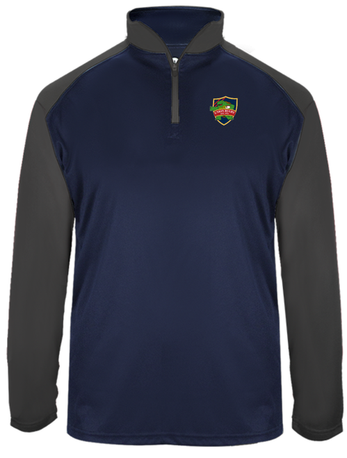 Union Rugby 1/4-Zip Pullover