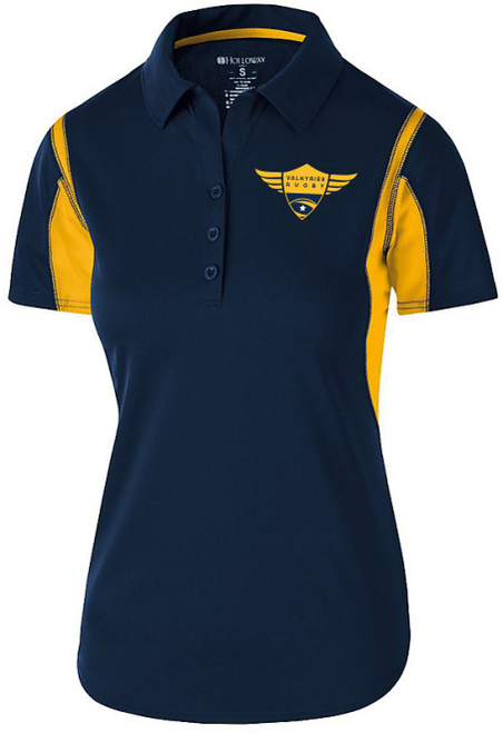 Southern MD Valkyries Performance Polo