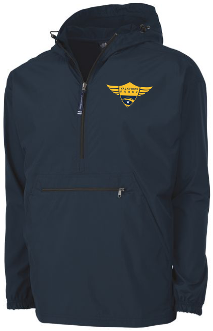 Southern MD Valkyries Packable Pullover