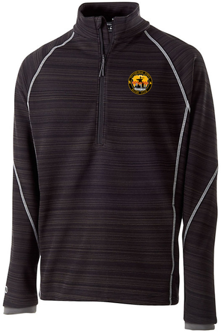 Forge 1/2-Zip Poly Fleece Pullover