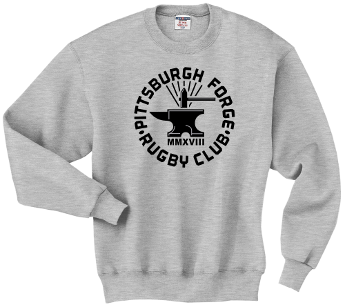 Forge Crewneck Fleece