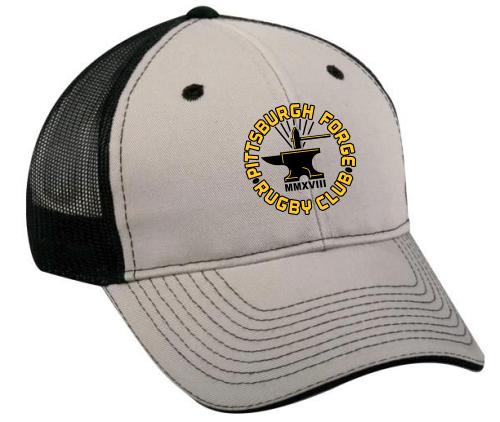 Forge Mesh-Back Adjustable Hat