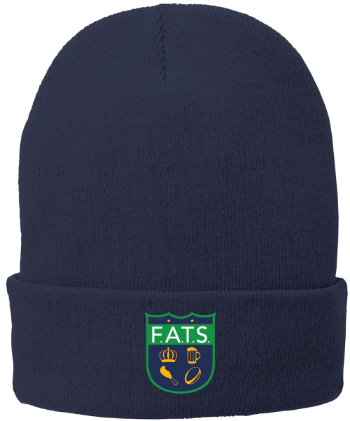 Fisher Alumni Fleece-Lined Folded Beanie