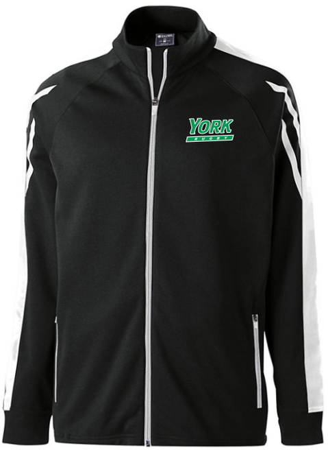 YCP Rugby Full-Zip Training Jacket