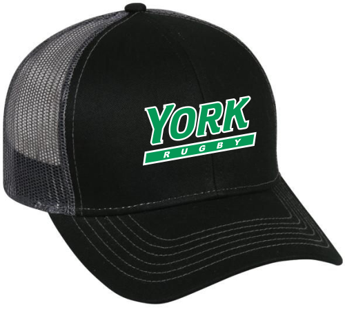 YCP Rugby Mesh-Back Hat