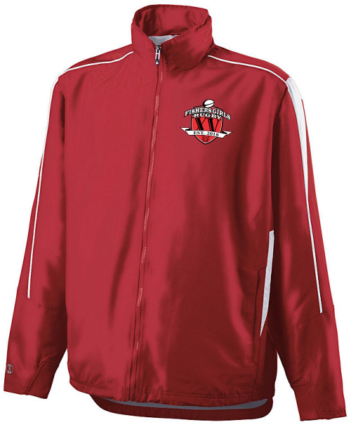 Fishers Girls Warm Up Jacket