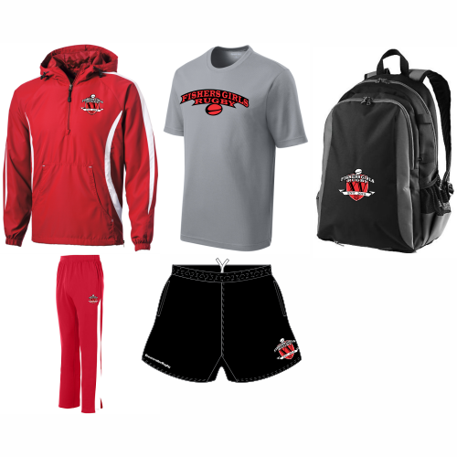 Fishers Girls Essential Player Package