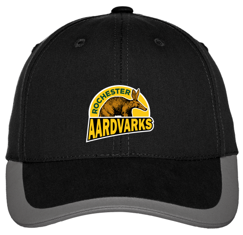 Rochester Aardvarks Contrast Twill Adjustable Hat