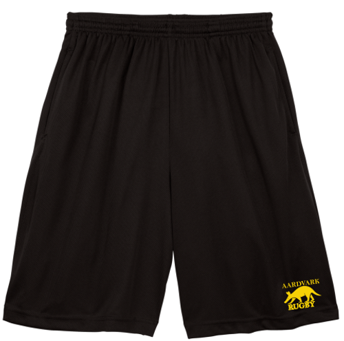 Rochester Aardvarks Mesh Pocketed Gym Shorts