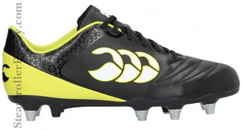 CCC Stampede 2.0 SG Boots, Black/Sulphur
