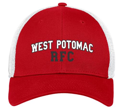 West Potomac Stretch Mesh-Back Hat