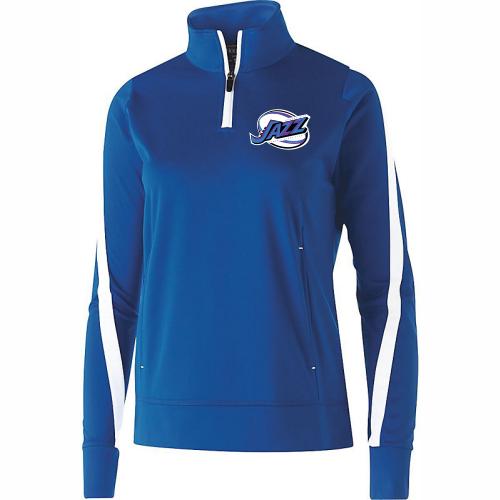 KC Jazz 1/4-Zip Training Pullover