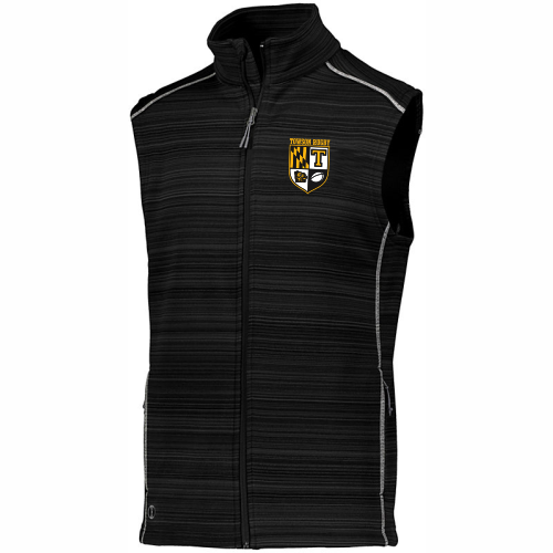 Towson Rugby Poly Fleece Vest