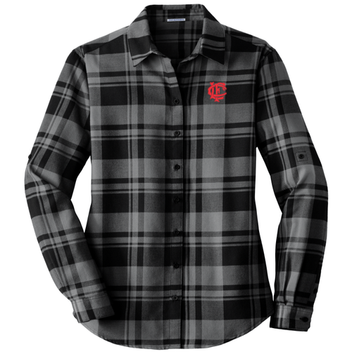 Chicago Lawyers Button-Down Flannel Shirt