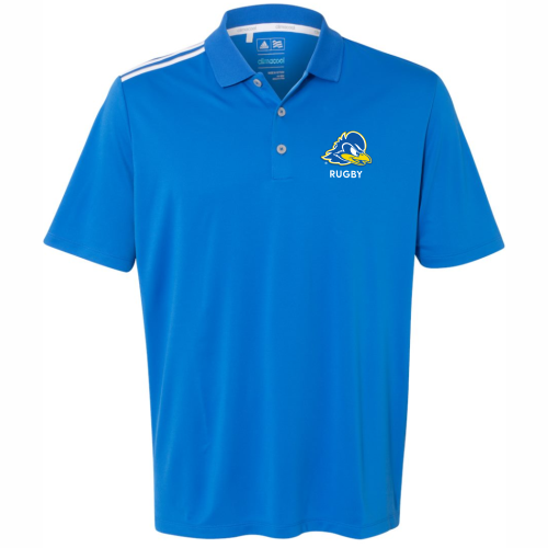 Delaware Rugby Adidas Performance Polo