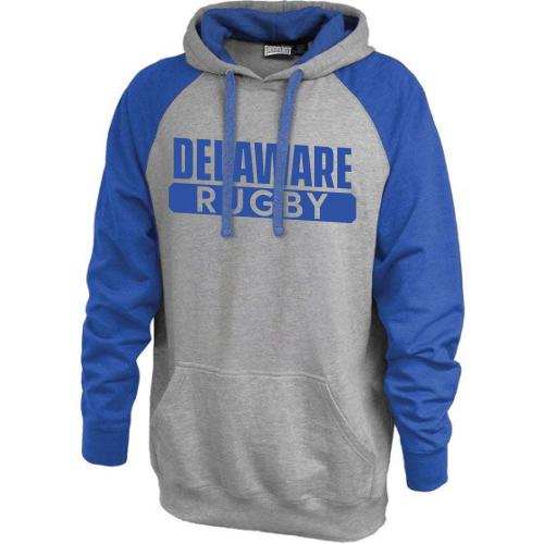 Delaware Rugby Vintage Hoodie