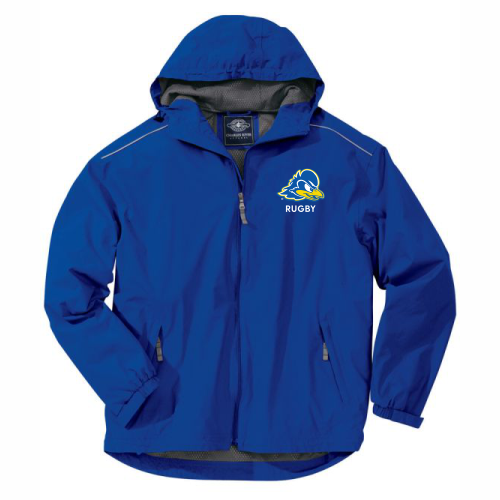 Delaware Rugby Rain Jacket