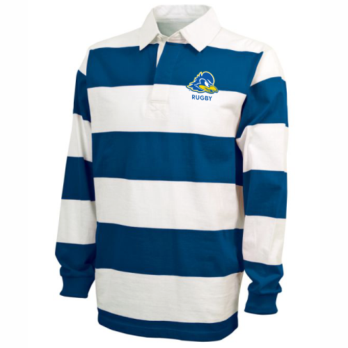 Delware Rugby Stripe Polo