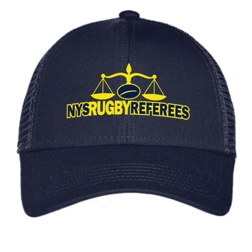 NYSRRS Mesh Back Hat