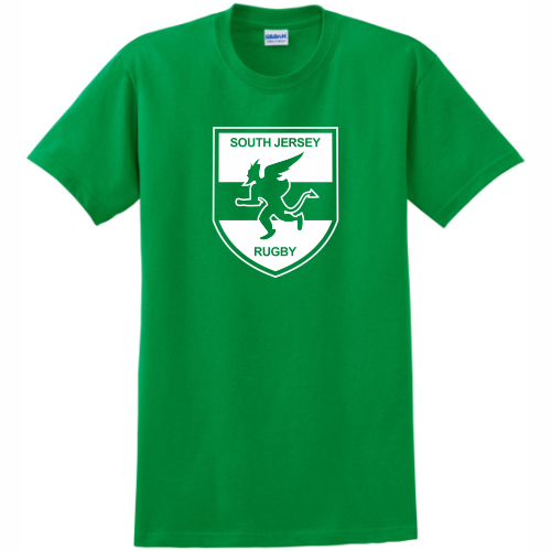 South Jersey Cotton Tee, Kelly Green