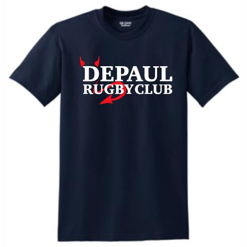 DePaul Rugby Tee