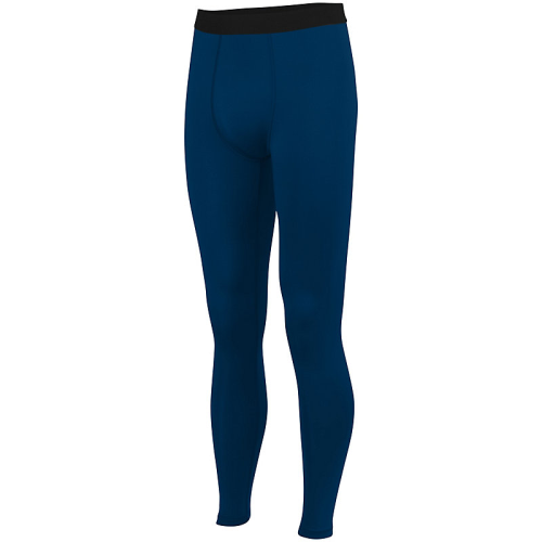 Corning Rugby Compression Tight, Navy