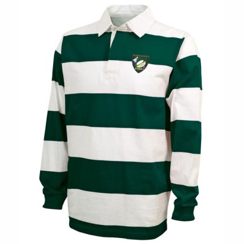 West Carroll Rugby Stripe Polo