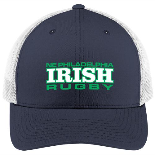 NEP Irish Mesh-Back Adjustable Hat