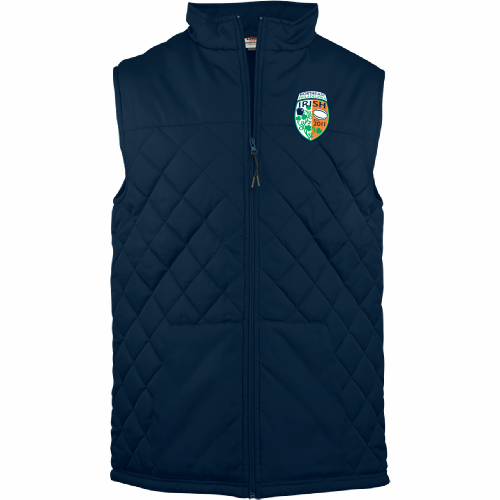 NEP Irish Quilted Vest