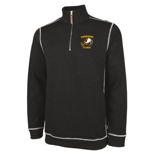 Towson Alumni Knit-Shell Pullover