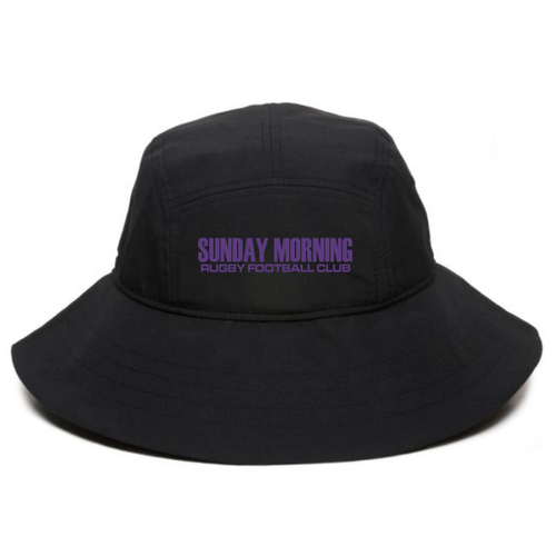 Sunday Morning Rugby Boonie Hat