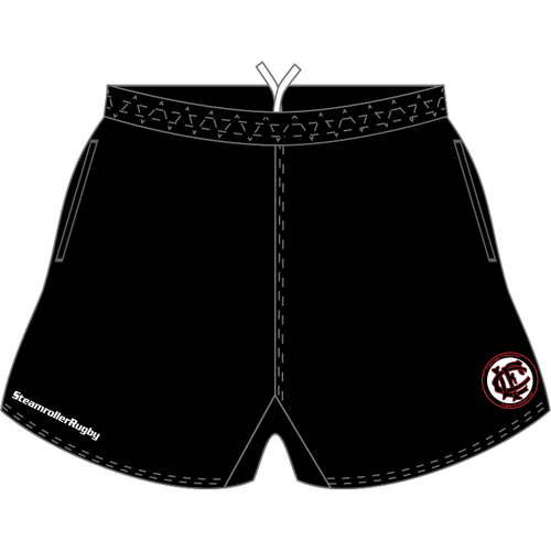 Chicago Lawyers SRS Pocketed Performance Rugby Shorts