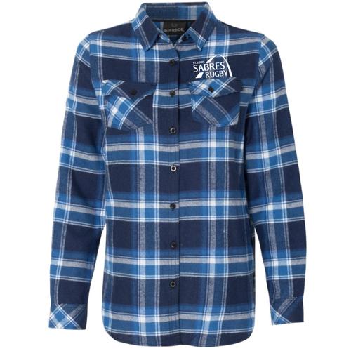 St. Louis Sabres Button-Down Flannel Shirt