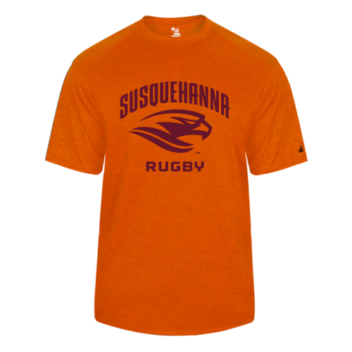 Susquehanna RFC Tonal Performance Tee, Orange
