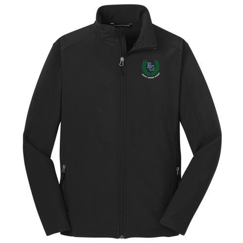 Rocky Gorge Soft Shell Jacket, Black