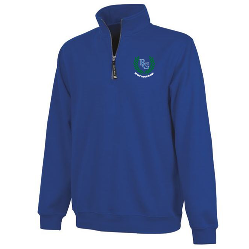 Rocky Gorge 1/4-Zip Sweatshirt, Royal