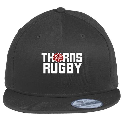 Thorns WRFC Flat Bill Snapback Hat