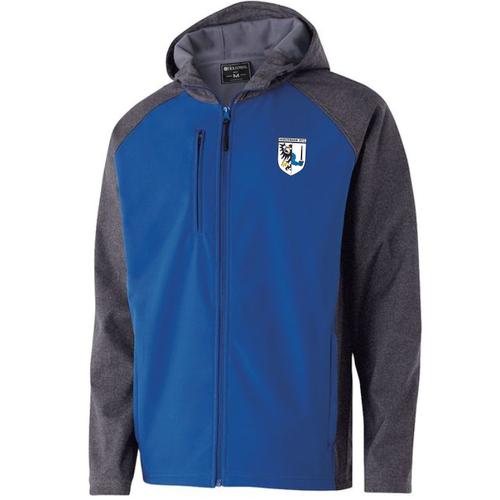 Hibernian RFC Soft Shelled Jacket