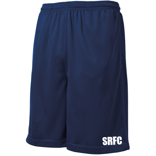 Springfield Rugby Mesh Pocketed Gym Shorts