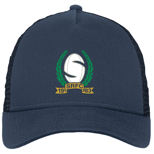 Springfield Rugby Snapback Mesh Hat