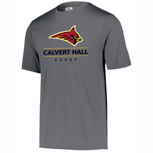 Calvert Hall 2020 Pregame Performance Tee, Gray