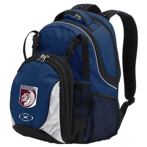 MB Rugby Backpack, Navy