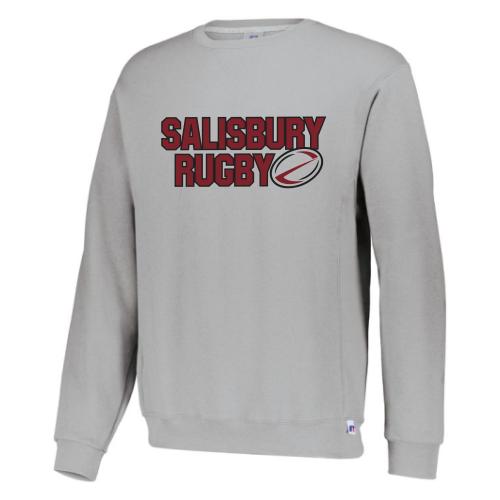 Salisbury WRFC Crewneck Sweatshirt, Gray