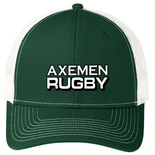 Axemen Rugby Snapback Mesh Hat