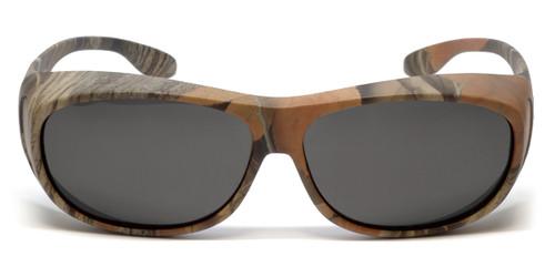 Light Brown & Grey Lens