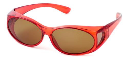 Red & Amber Lens